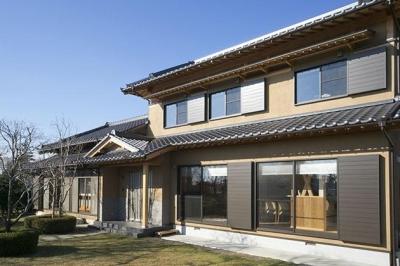 HT邸増築工事 (南東側外観)