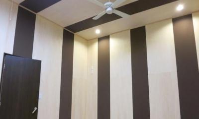 シアタールーム|YD邸新築工事