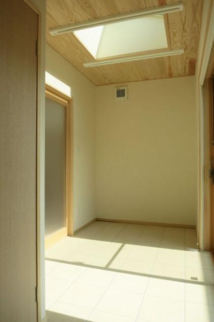 YD邸新築工事の部屋 サンルーム