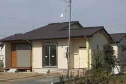 YD邸新築工事 (南東側外観)