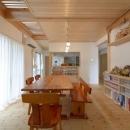 居間食事室