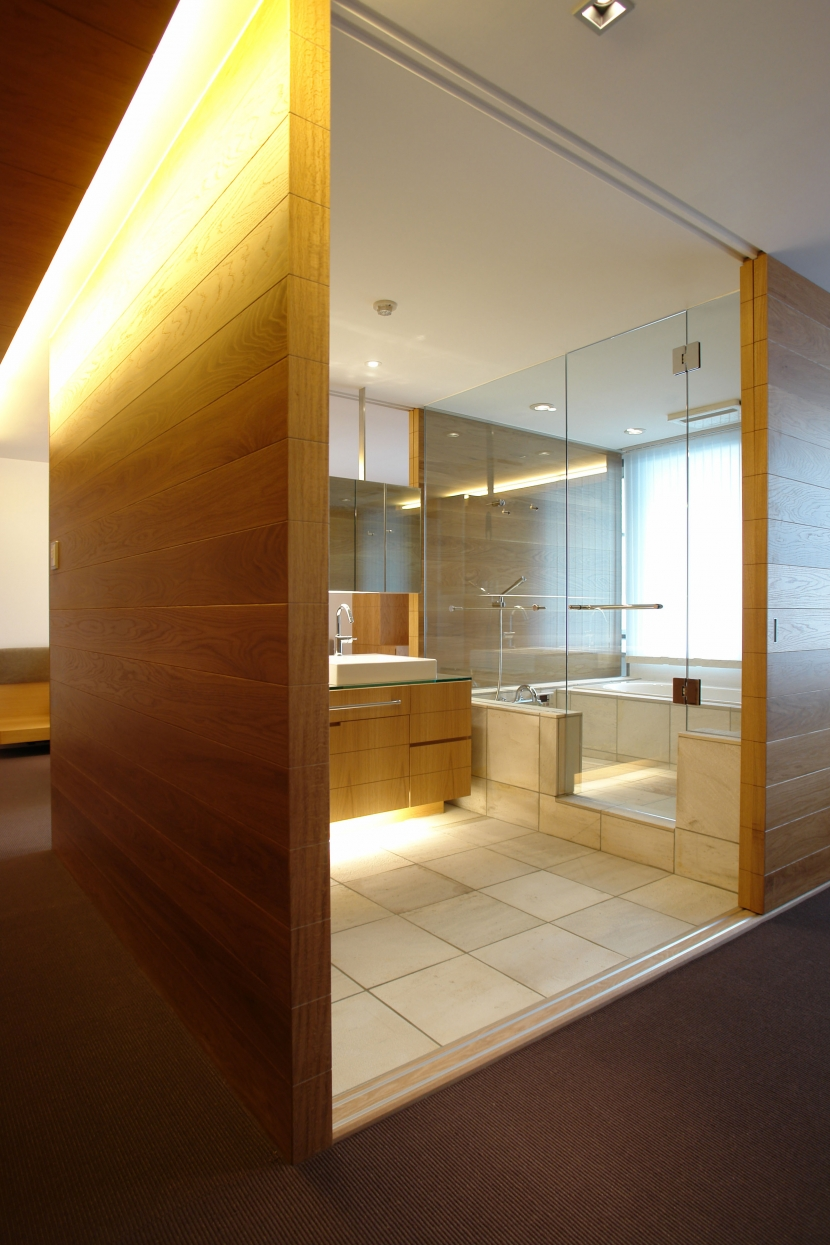 Homat Orientの部屋 バススペース2