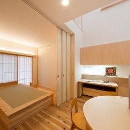 M邸 RE12 (畳ベッドのある寝室)