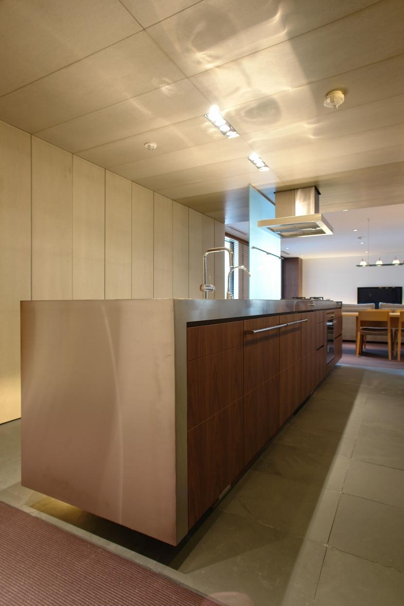 Homat Orientの部屋 キッチン2