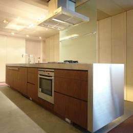 Homat Orient (キッチン4)