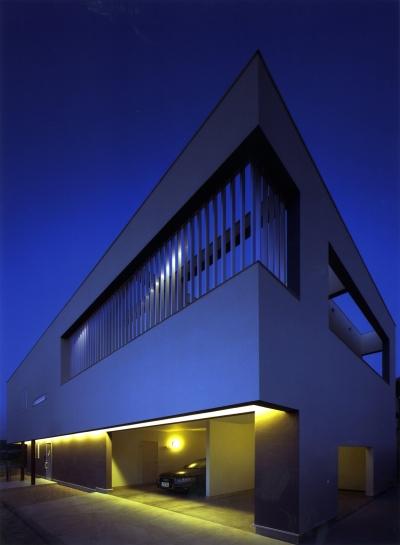 Y-house 「天空の家」 (外観)