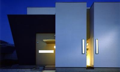 N2-house 「切抜かれた家」