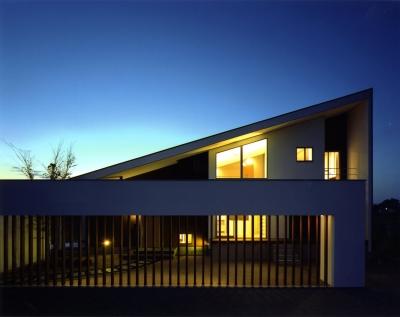 外観 (N3-house 「田園の家」)