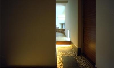 N3-house 「田園の家」 (玄関)