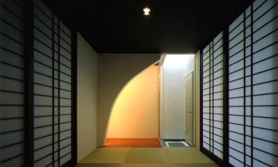 N3-house 「田園の家」 (和室)