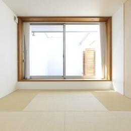 KJ-house (小上がりの畳スペース)