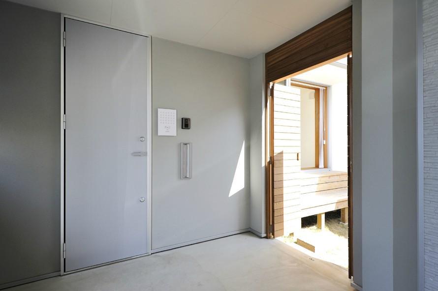 KJ-houseの部屋 玄関