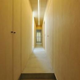 KJ-house (廊下)
