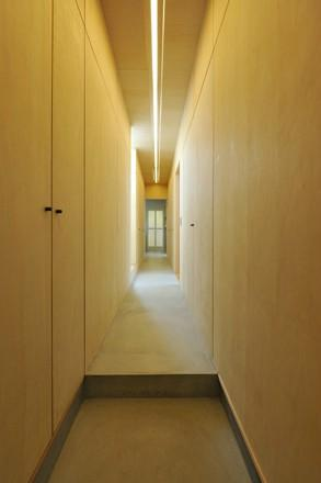 KJ-houseの部屋 廊下