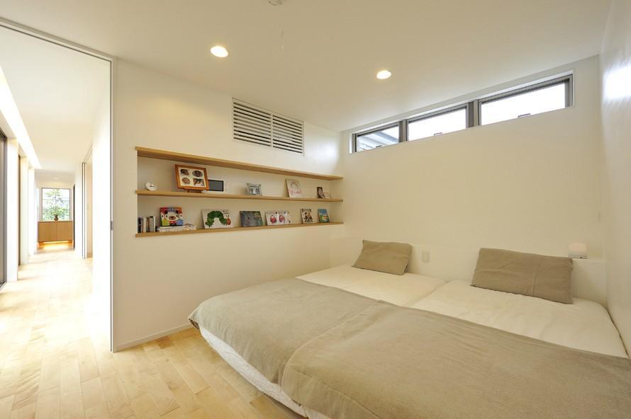 YT-teiの部屋 ベッドルーム