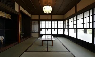 床の間のある和室|KK-tei