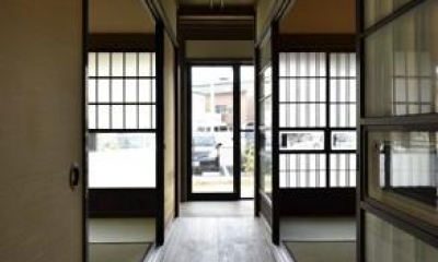 KK-tei (廊下)