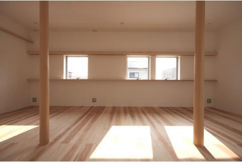 伊藤嘉浩「MUKURI house」
