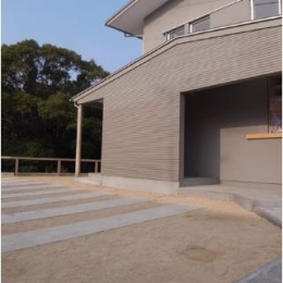 MUKURI house (外観)