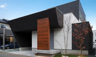 M6-house 「幾何学の家」
