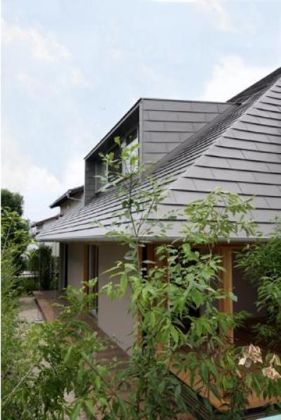 Dormer Hut (外観)
