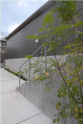 Dormer Hutの写真 アプローチ階段