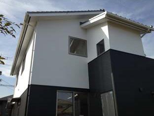 ogiShitita-Houseの写真 白と黒を基調とした和モダンな外観
