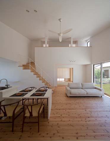 建築家:三原宏樹「Honjyou-House」