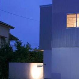 外観・駐車スペース (Takeo I-House)