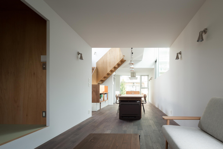 板橋の立体住居