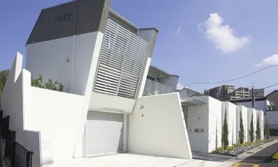 Garage House Type Ta (外観)
