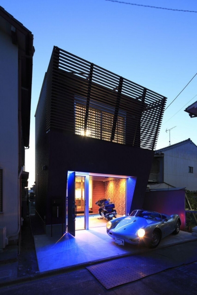 Garage House Type Ka (外観)