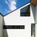 Takuya Hasegawaの住宅事例「空を囲む家」