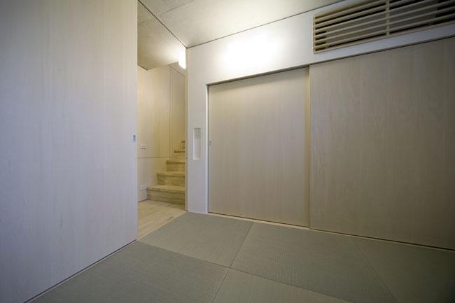 オカマチノイエの部屋 落ち着いた和室