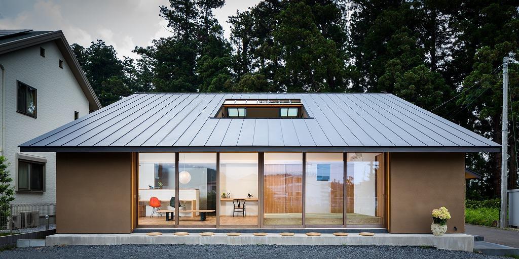 建築家:Takuya Hasegawa「自然の恵みを感じる家」