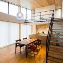 Takuya Hasegawaの住宅事例「緩やかに囲む家」