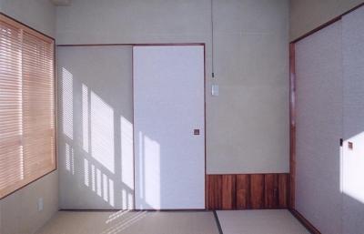 夫婦川の家 (落ち着いた和室)