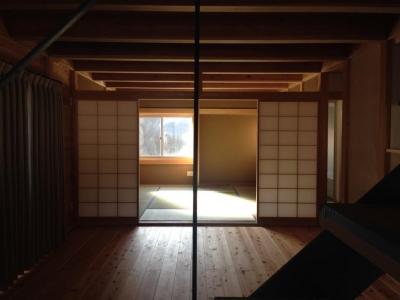 House SG (居間)