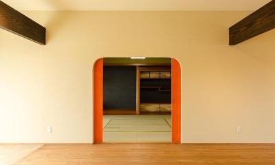 『黒瀬の家』 赤瓦の日本家屋リノベーション