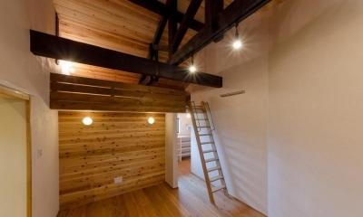 オーディオルーム|『黒瀬の家』 赤瓦の日本家屋リノベーション