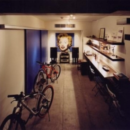 宮前の家 (特別な地下室)