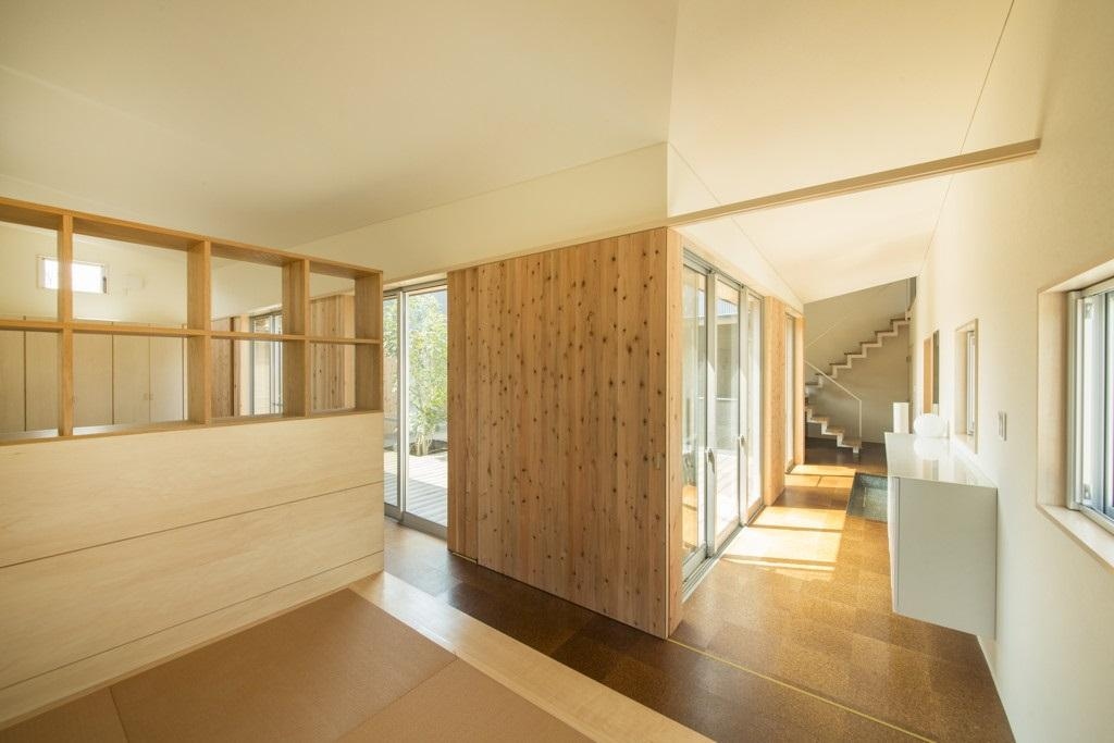 旭-Iの部屋 畳のある空間