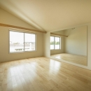 旭-Iの写真 鏡のある洋室