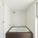 旭-Iの写真 明るい浴室