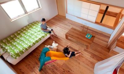 うきはの家 (子供室)