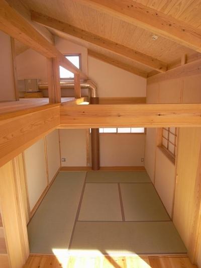 和室 (そ~ら~の家)