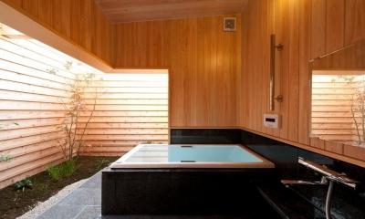 浴室|そ~ら~の家