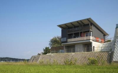 外観 (SHIMA HOUSE)