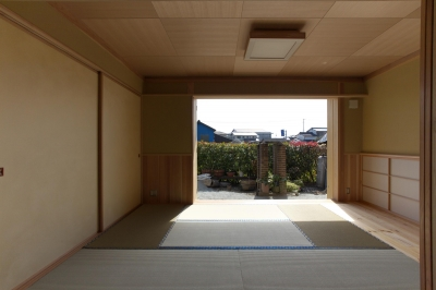和室 (みやきの家)