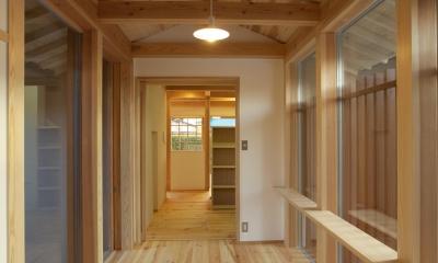 みやきの家 (廊下)